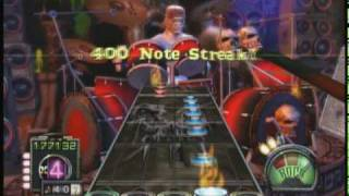 We Three Kings 97% Expert 5 Star Guitar Hero 3 XBOX 360