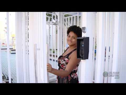Tecnologia: dispositivos que garantem segurança e praticidade ao lar. Vídeo