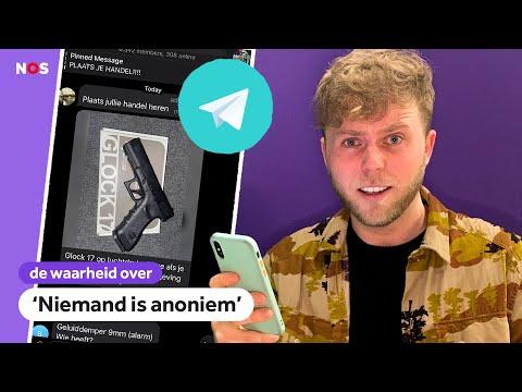 Criminelen ONTMASKERD op Telegram   De waarheid over Telegram