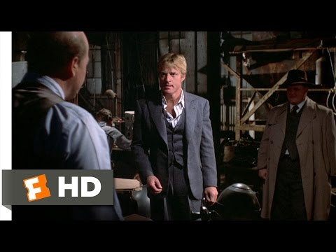 The Sting (6/10) Movie CLIP - It's Over, Hooker (1973) HD
