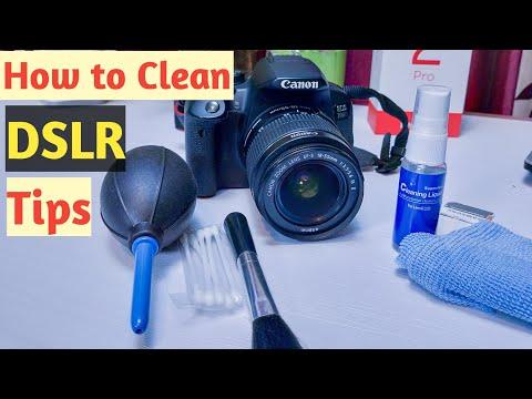 How to clean DSLR camera ?   DSLR camera ko kaise clean kare ?   DSLR कैमरा कैसे साफ़ करें?