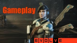 Evolve Big Alpha Gameplay 1080p
