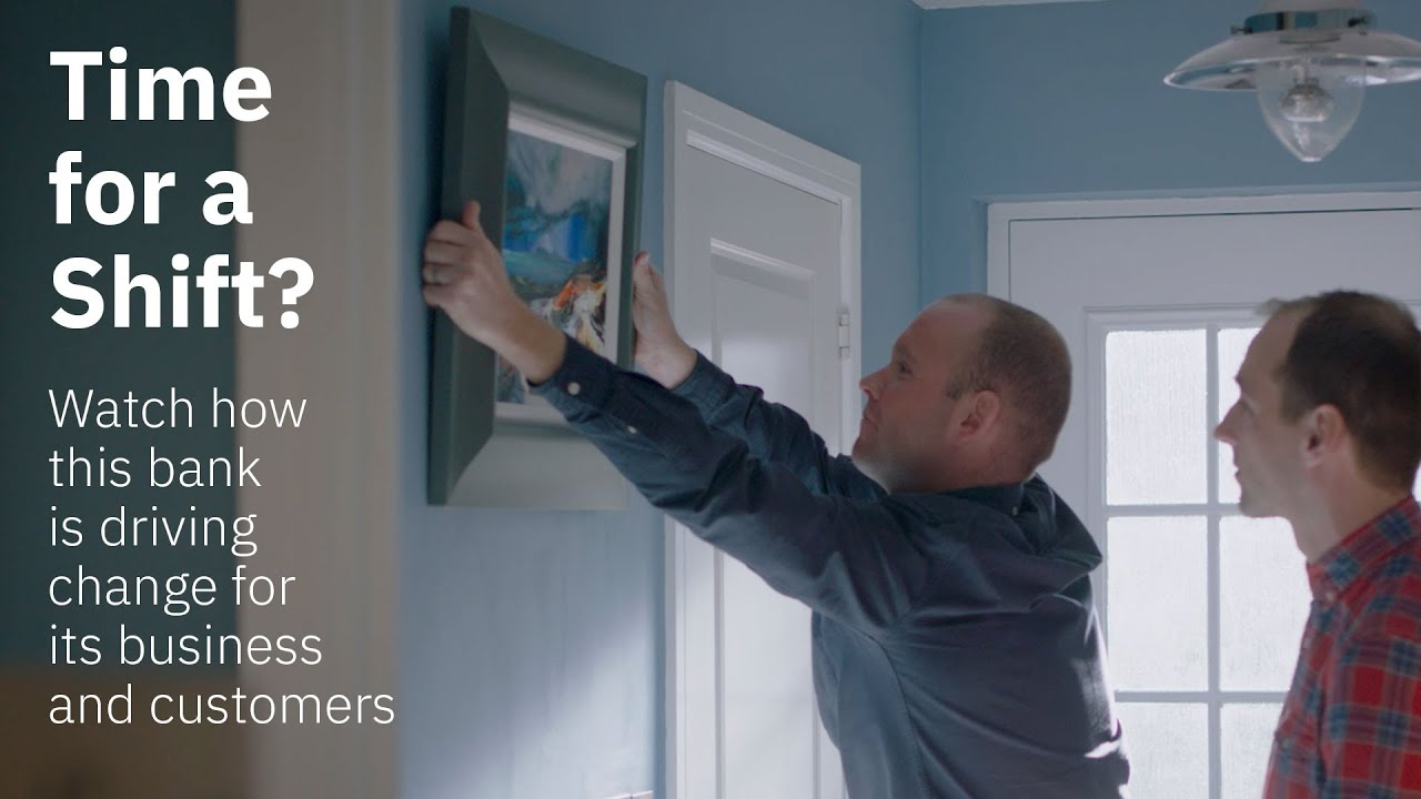 Download The Shift: How Royal Bank of Scotland and IBM made home buying easier