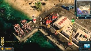 Обзор первой миссии мода Command And Conquer : Generals Evolution