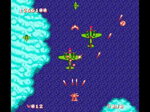 1943 The Battle of Midway — Nintendo Game Walkthrough {NES} {HD 60 FPS} {Filtered}