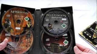 Unboxing: The Elder Scrolls III: Morrowind (Game of the Year Edition)
