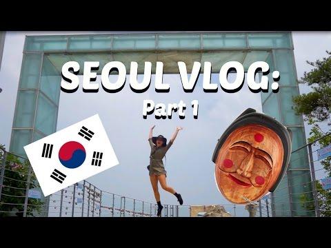 Seoul Vlog: Part 1 (Daegu, Apsan, Hahoe Village)