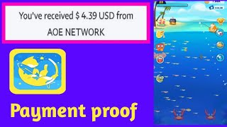 Earn money by fishing || fish for cat app payment proof || free PayPal money || make money online