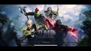 RA D Shadow Legends Гайд для новичков