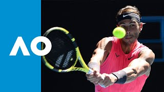 Rafael Nadal vs Pablo Carreno Busta - Match Highlights (R3) | Australian Open 2020