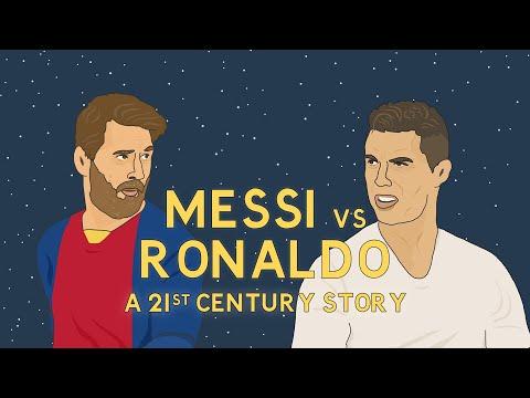 Messi vs Ronaldo: A 21st Century story