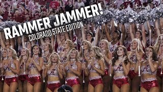 Alabama fans sing Rammer Jammer: Colorado State edition
