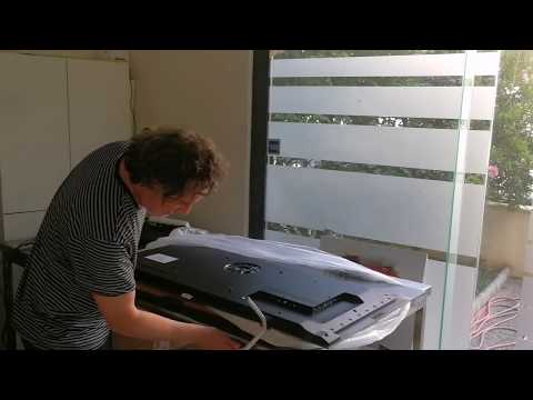 Philips OLED TV POS9002 Unboxing