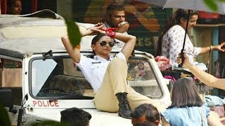 Deepika Padukone's badass cop look you cant miss!