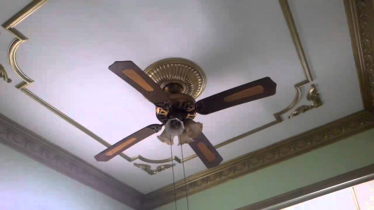 52 alaska decorative ceiling fan youtube 52 alaska decorative ceiling fan aloadofball Choice Image