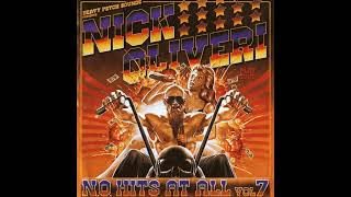 NICK OLIVERI - Up And Down Under (2021) Heavy Psych Sounds