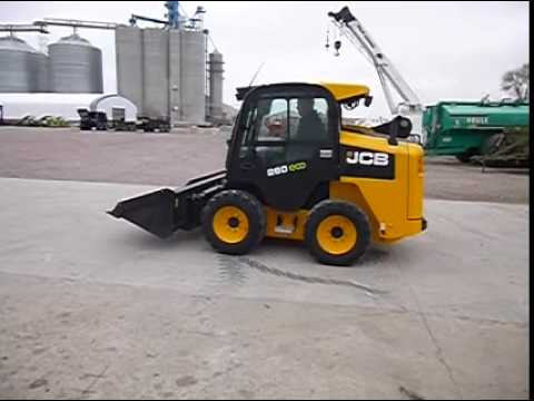 2013 JCB 260 ECO For Sale - YouTube