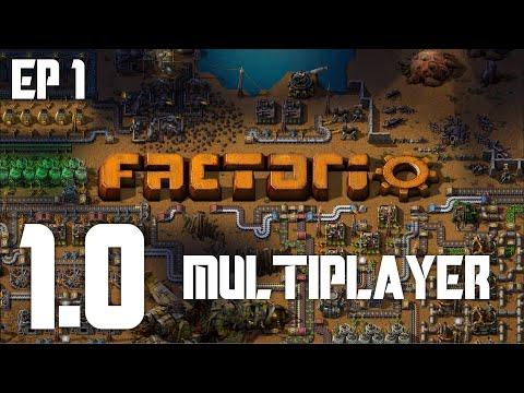 Factorio 1.0 Multiplayer
