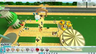 Roblox I Theme Park 2 I Az alapok #1 I