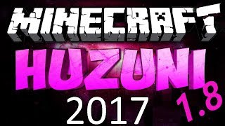 Huzuni per minecraft 1.8 2017/2018 ( aggiornato)