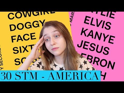 Thirty Seconds To Mars - America | Обзор альбома (album Review Rant)