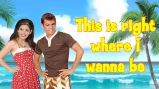 Teen Beach 2 - Right Where I Wanna Be (Lyrics)