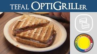 Schinken-Käse Sandwich im OptiGrill
