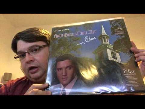 Elvis Presley FTD Vinyl Collection Part Two