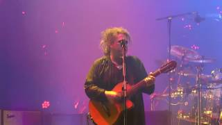"""The Cure - """"The Blood """" - Live in Bilbao - 24/11/2016"""