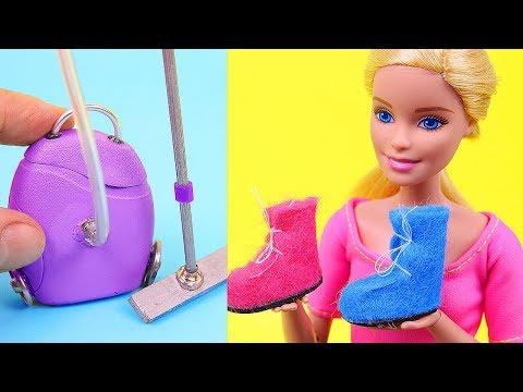 DIY Miniature Doll Shoes & Vacuum Cleaner