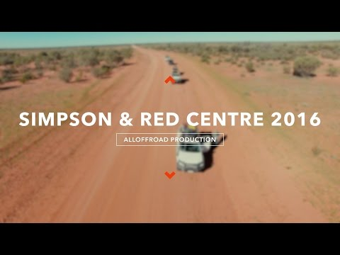4wd Adventure Simpson Desert & Red Centre 2016 Part 1 | ALLOFFROAD #87-1