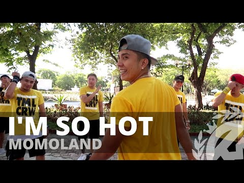 I'M SO HOT By Momoland | Zumba | KPop | TML Crew Camper Cantos