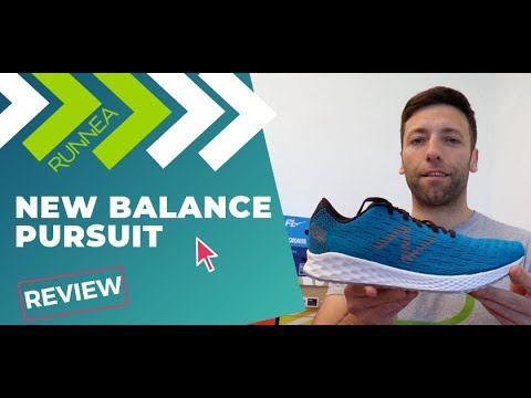 New Balance Fresh Foam Zante Pursuit: Review