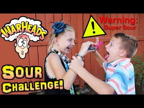 Warhead Drops Challenge