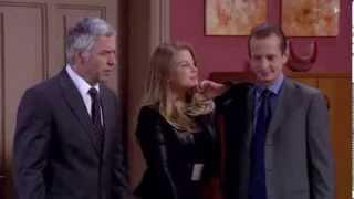 Betty bedrogozva vesz részt az üzleti tárgyaláson... - tv2.hu/jobanrosszban