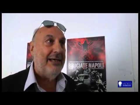 BRUCIATE NAPOLI - Conferenza Stampa 30.09.2015 - Servizio di Videoinformazioni Agenzia