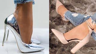 ТОП 10 ТУФЕЛЬ 2019 года Модные Женские Туфли