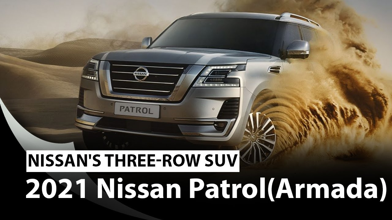 2021 Nissan Patrol Diesel Redesign and Review
