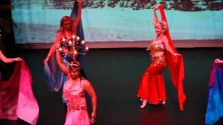 Ada Sahilleri - Astra's Belly Dance Studio in Mississauga - Recital 2015