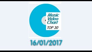ClipNews Music Video Chart | Top 30 | 16, January, 2017