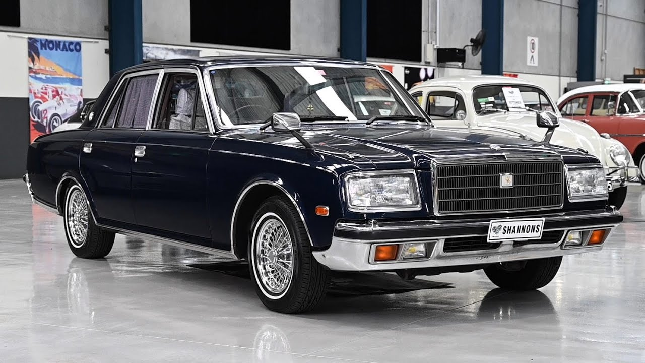 1988 Toyota Century 4.0 Sedan (RHD) - 2019 Shannons Melbourne Spring Classic Auction
