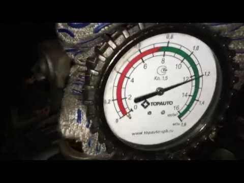 Двигатель G4JP-X062913 2.0 131 л.с. Hyundai   Kia – проверка компрессии