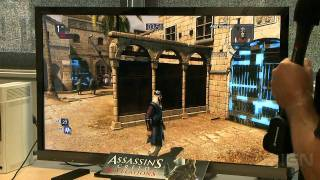 Assassin's Creed Revelations: Death Match Gameplay 2