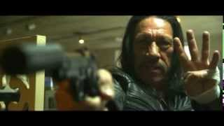 BULLET OFFICIAL TRAILER (2014) DANNY TREJO - JONATHAN BANKS