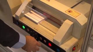 Резак для бумаги Bulros 320V+