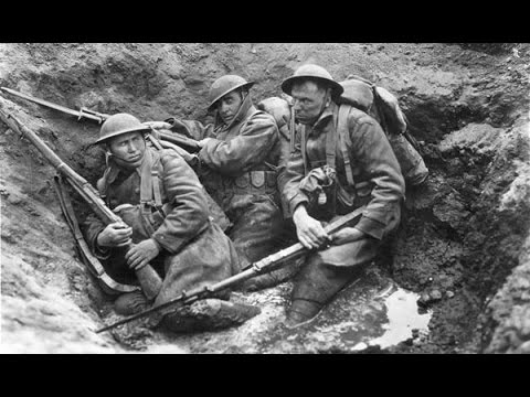 World War One - Why did it happen?