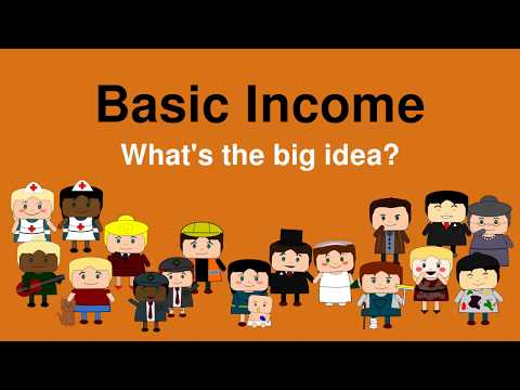 Basic Income: What