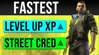 FAST Levelling Guide - Cyberpunk 2077 Fastest Level Up to Max Level 50 X[ Farm & Street Cred!