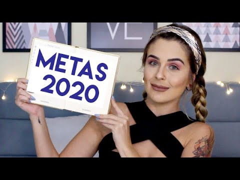 Minhas Metas Para 2020!