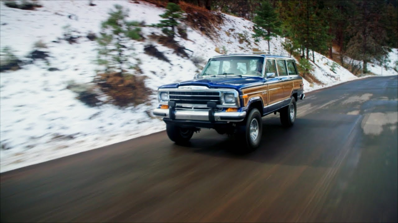 the perfect grand wagoneer wheeler dealers youtube the perfect grand wagoneer wheeler dealers